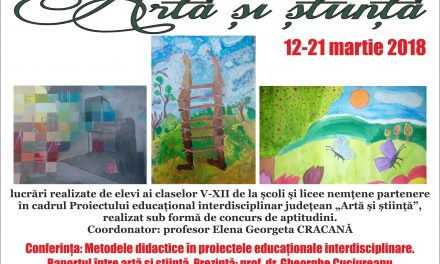 """""""Artă și știință"""", expoziție-concurs la Biblioteca Județeană"""