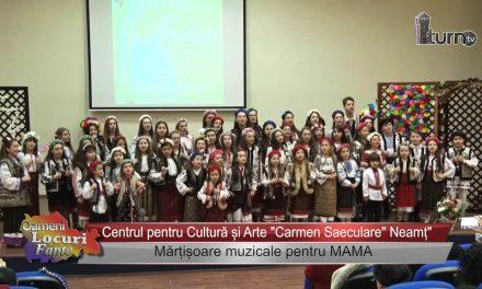 """""""MĂRȚIȘOR PENTRU MAMA"""""""