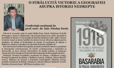 100 DE ANI DE LA UNIREA BASARABIEI CU ROMANIA