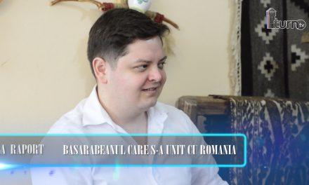 Basarabeanul care s-a unit cu România – Călin Corai