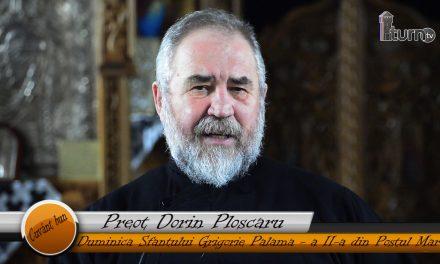 Duminica Sfantului Grigorie Palama a II a din Postul Mare