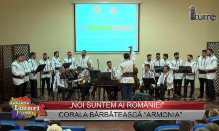 """CORALA BĂRBĂTEASCĂ """"ARMONIA"""""""