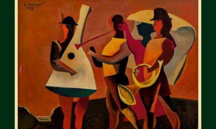 """Expoziția de pictură Liviu Suhar-75 """"Poezia culorilor"""""""