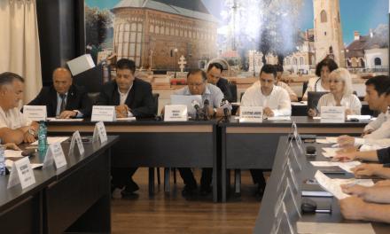 Ședința Consiliului Local  Piatra Neamt din 22 06 2018
