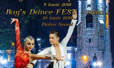 Concurs national de dans sportiv 9 10 iunie 2018