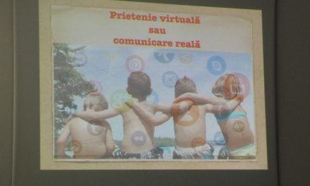 Prietenie virtuală sau comunicare reală