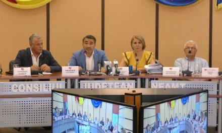 Ședința ordinară a Consiliului Județean Neamt din 19.07.2018