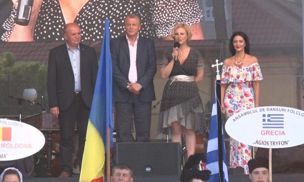 """Festivalul International de folclor """"Ceahlăul"""" – august 2018"""
