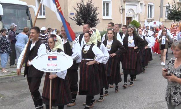 """Festivalul Internațional de Folclor """"Ceahlăul"""" 2018 – BICAZ"""