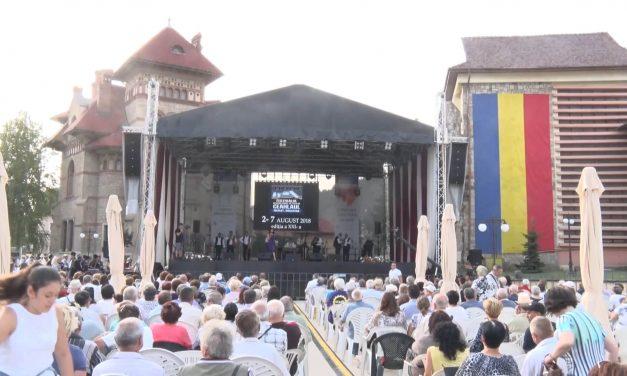 """Festivalul Internațional de Folclor """"Ceahlăul""""- 2018 – Festivitatea de închidere"""