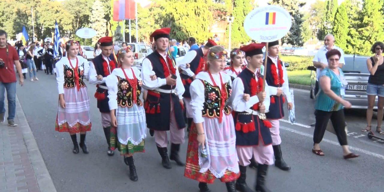 Festivalul Internațional de Folclor Ceahlăul 2018 – Roman