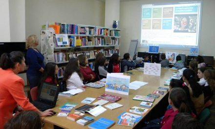 Ziua Europeană a Limbilor la Biblioteca Județeană