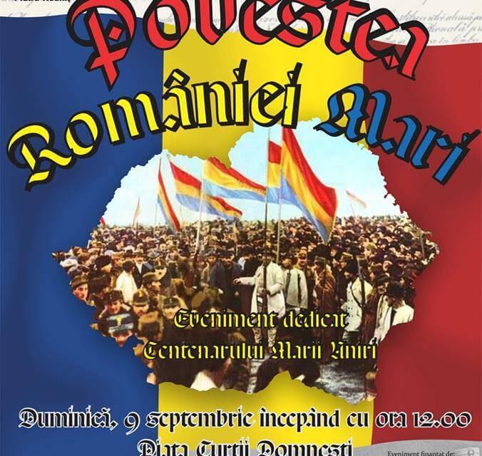 Povestea României Mari