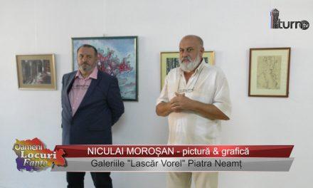 Niculai Moroșan – pictură & grafică