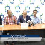 Conferință de presă P.M.P. Piatra Neamț 19.09.2018