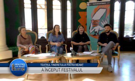 A inceput Festivalul de Teatru – 2018