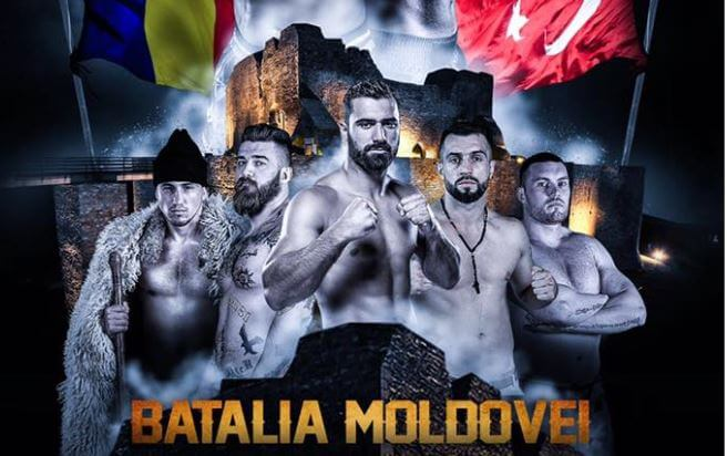 Dynamite Fighting Show – Bătălia Moldovei