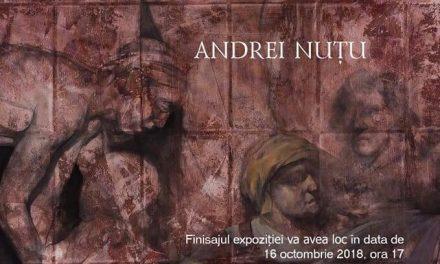 """Proiectul expozițional """"Metanoia"""", semnat Andrei Nuțu"""