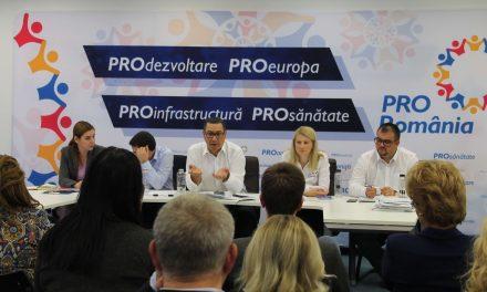 Delegația Națională a PRO România
