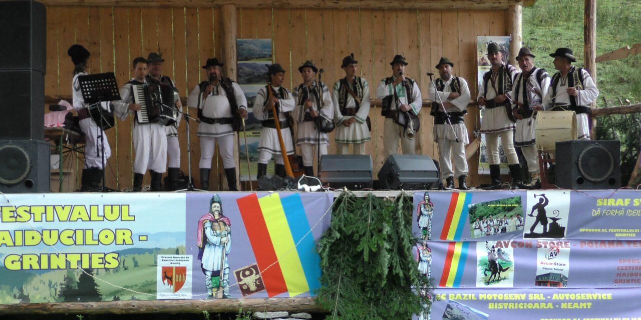 """""""Festivalul Haiducilor Grinţieş, ediţia II"""""""