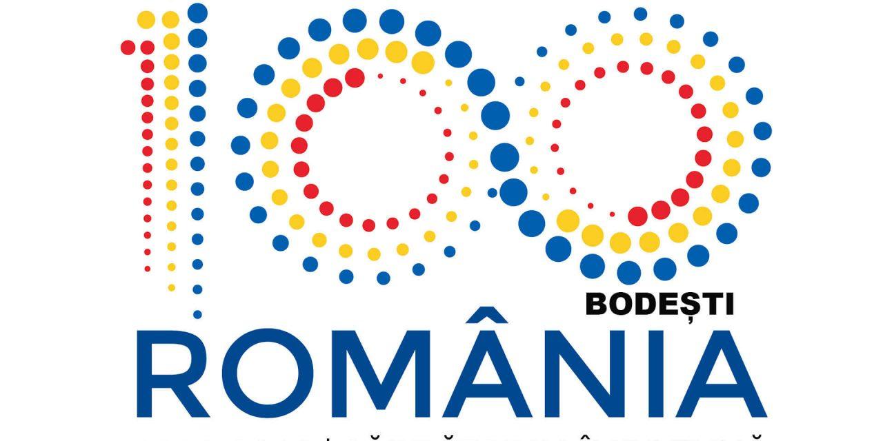 """Bodești , sărbătorește """"România 100 de ani"""""""