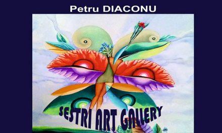 Sestri Art Gallery – Petru Diaconu – decembrie 2018