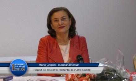 Maria Grapini la Piatra Neamț