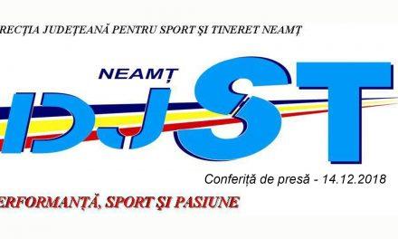 Conferința de presă D.J.T.S. Neamț – 14.12.2018