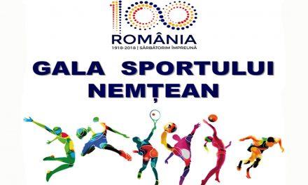 Gala sportului nemțean 2018