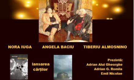 Nora Iuga și Angela Baciu – Lansare cărți