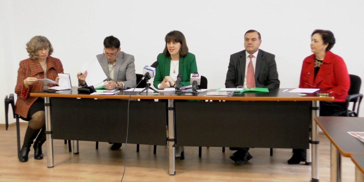 Conferință de presă Inspectoratul Școlar Județean Neamț – 31.01. 2019