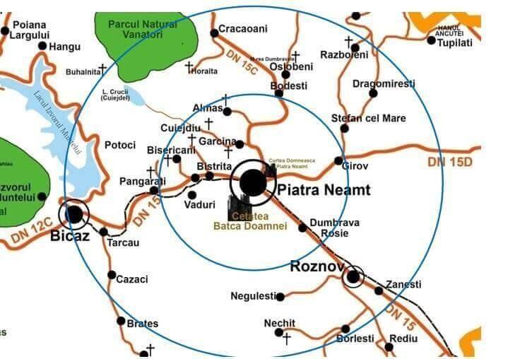 Zona Metropolitană Piatra-Neamț