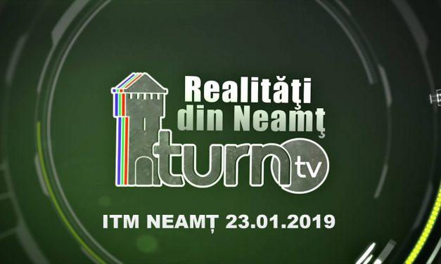 Conferintă de presă I.T.M. Neamt 23.01.2019