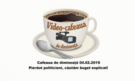 Cafeaua de dimineată 04.02.2019