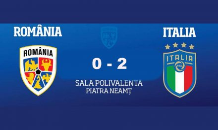 România – Italia , prima zi