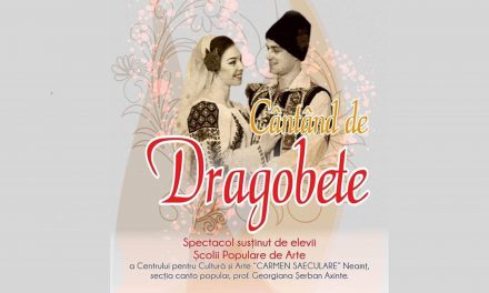 """CÂNTÂND DE DRAGOBETE"""