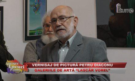 Vernisajul expoziției de pictură Petru Diaconu – 15.02. 2019