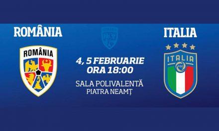 ROMÂNIA – ITALIA conferință de presă – 03.02.2019