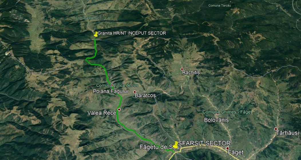 Interconectarea județelor Harghita și Neamț