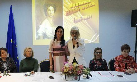 Personalități feminine pietrene, omagiate de doamnele social-democrate