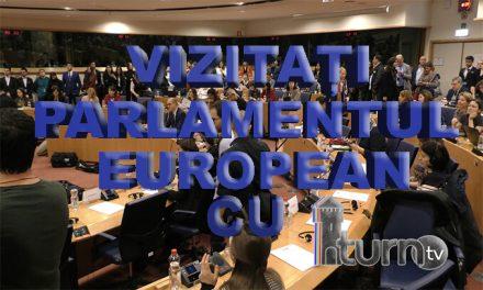Vizitați Parlamentul European cu TurnTV