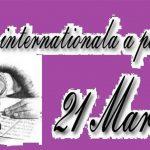 Ziua Mondială a Poeziei, celebrată în Piatra-Neamț