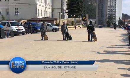ZIUA POLIȚIEI – 2019