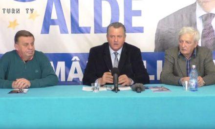 Conferință de presă ALDE Neamț – 06.04.2019