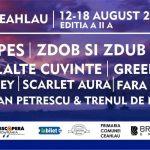 Water Music Festival, Ceahlau 2019