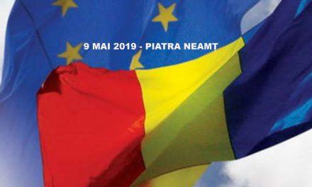 9 MAI 2019 Piatra Neamț