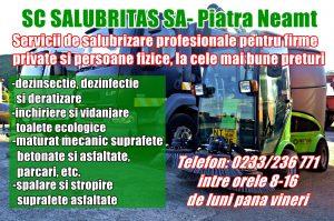 SC Salubritas SA