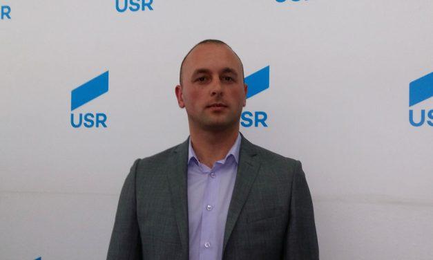 Radu Samson va demisiona din funcția de președinte USR Neamț, după campania electorală
