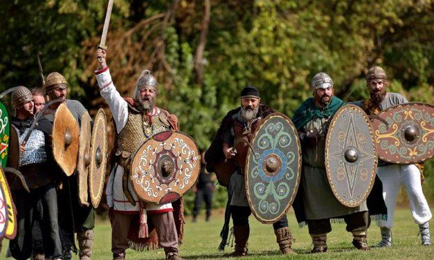 Crâmpeie din viața dacilor, în weekend, la Roman