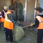 S.C. Salubritas face curățenie în Văleni 2